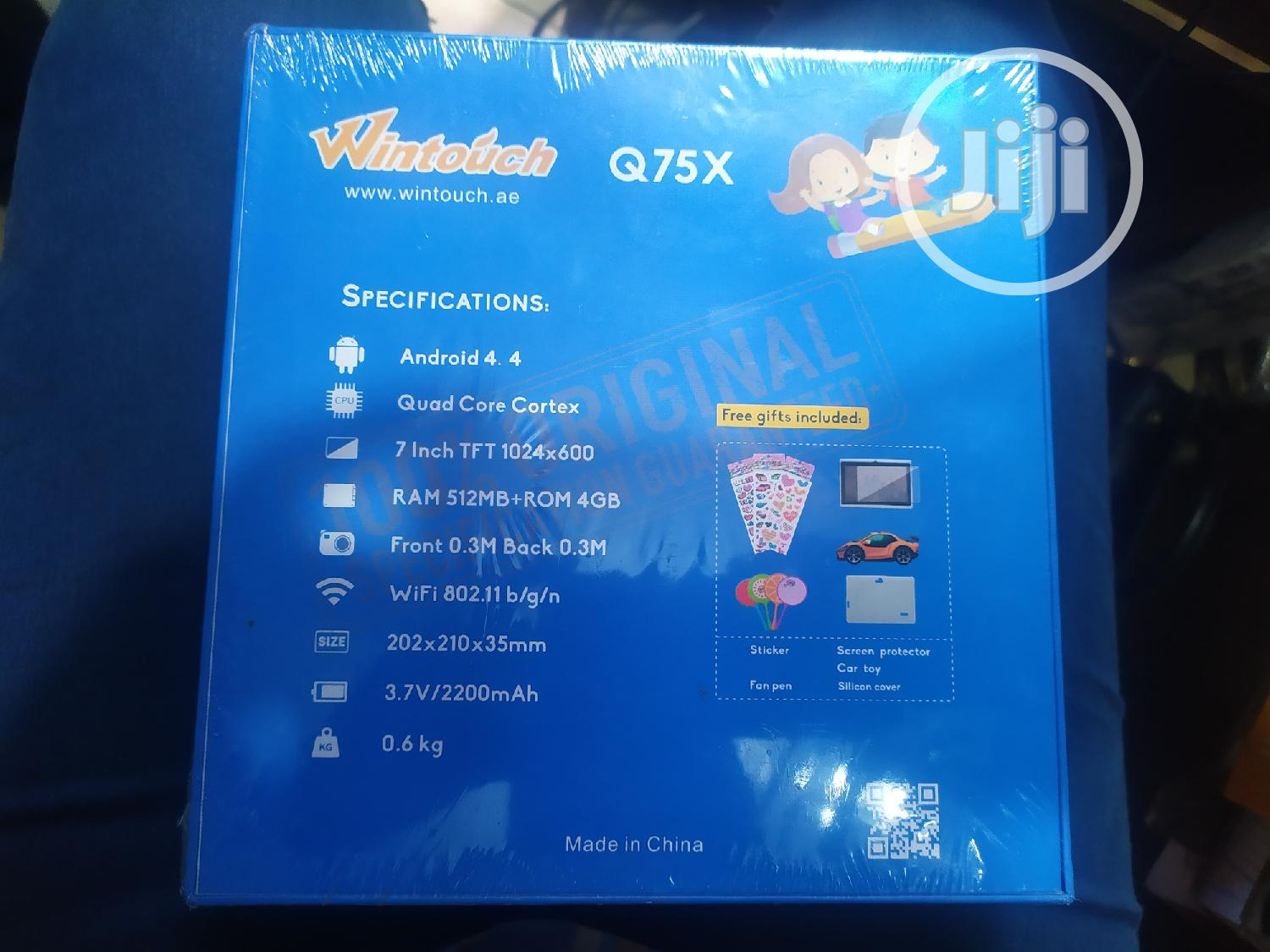 New Wintouch Q75S 4 GB   Tablets for sale in Yaba, Lagos State, Nigeria