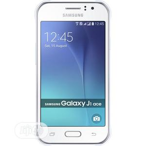 New Samsung Galaxy J1 Ace 4 GB White   Mobile Phones for sale in Lagos State, Ikeja