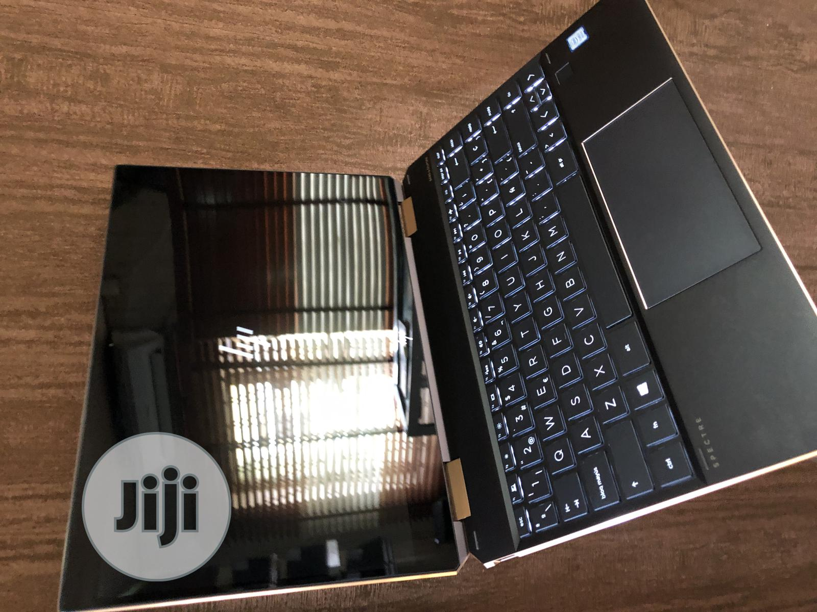 Laptop HP Spectre X360 13 8GB Intel Core I7 SSD 256GB | Laptops & Computers for sale in Ikeja, Lagos State, Nigeria