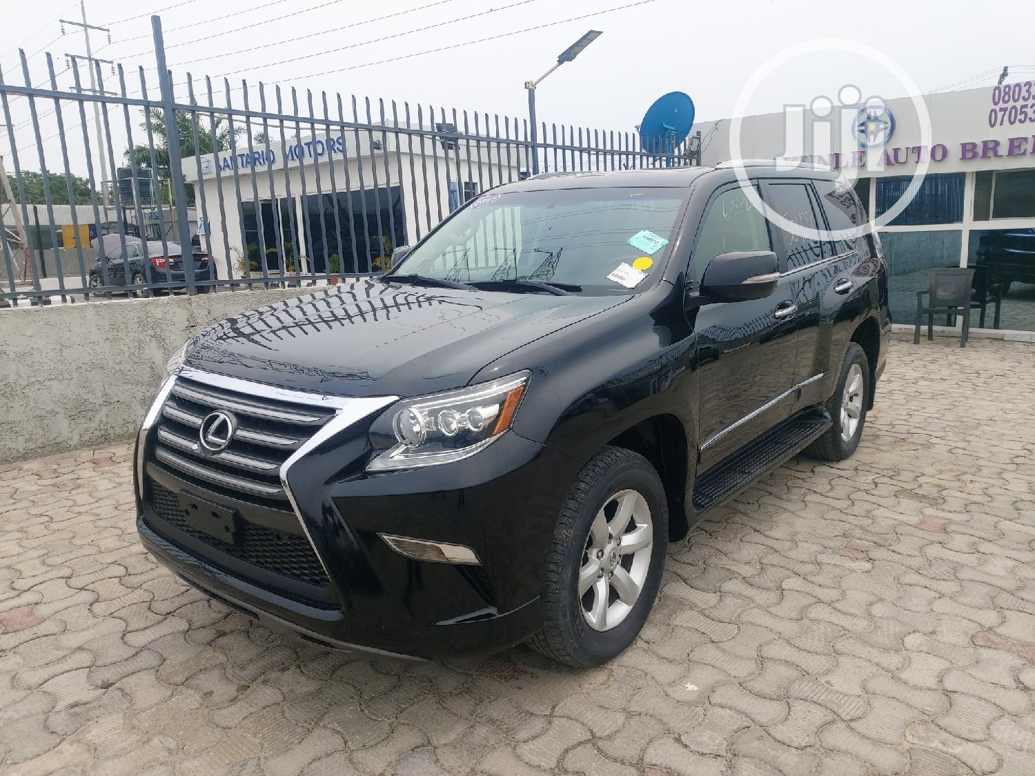 Toyota Land Cruiser Prado 2017 Black | Cars for sale in Lekki, Lagos State, Nigeria