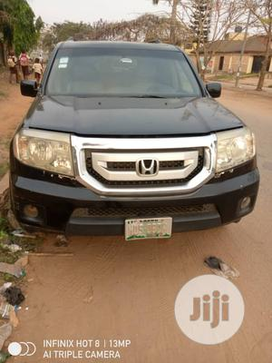 Honda Pilot 2010 EX 4dr SUV (3.5L 6cyl 5A) Gray | Cars for sale in Lagos State, Alimosho