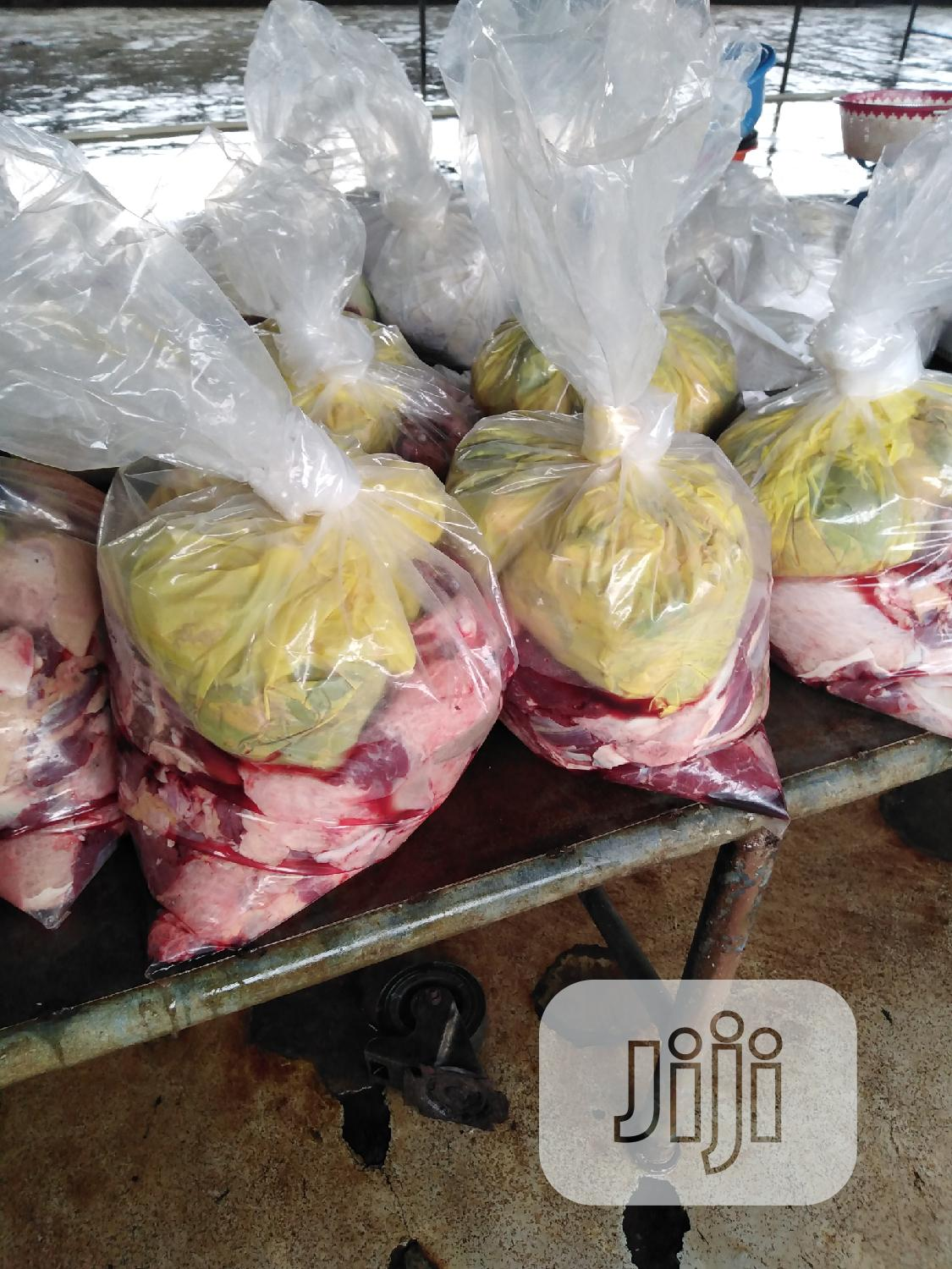 Cow Beef Share With Offals | Livestock & Poultry for sale in Gbagada, Lagos State, Nigeria
