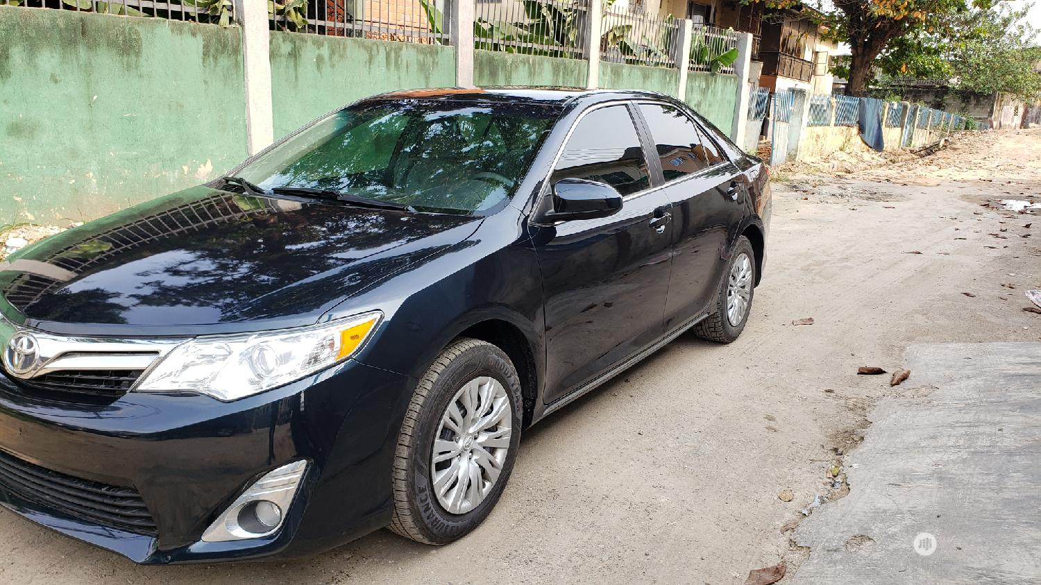 Toyota Camry 2013 Blue | Cars for sale in Surulere, Lagos State, Nigeria