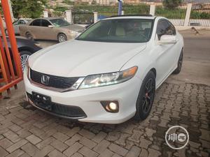 Honda Accord 2014 White | Cars for sale in Lagos State, Magodo