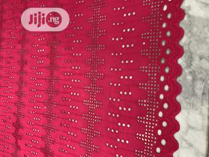 Original Swiss Cotton Dry Lace | Clothing for sale in Lagos State, Ikeja