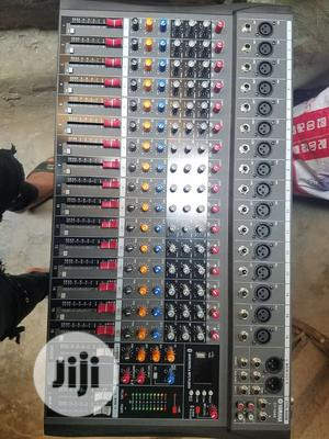 Yamaha 16 Channel Mixer | Audio & Music Equipment for sale in Lagos State, Mushin