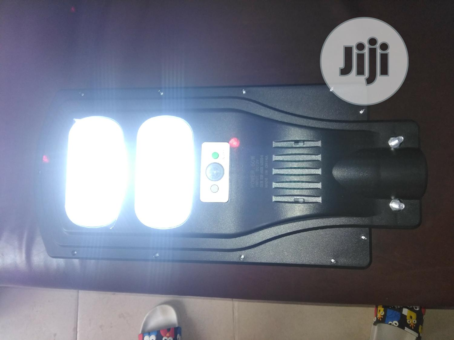 Archive: 60w All in One Solar Street Light