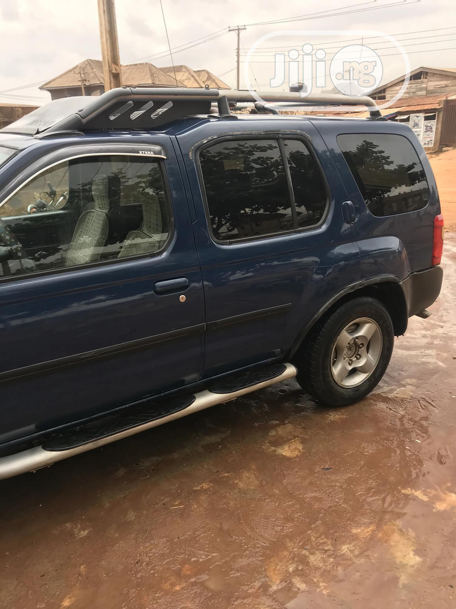 Archive: Nissan Xterra 2000 Automatic Blue