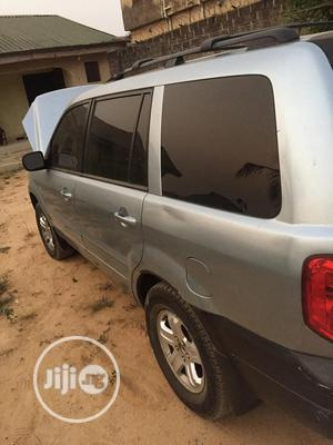 Honda Pilot 2005 LX 4x4 (3.5L 6cyl 5A) Blue | Cars for sale in Lagos State, Kosofe