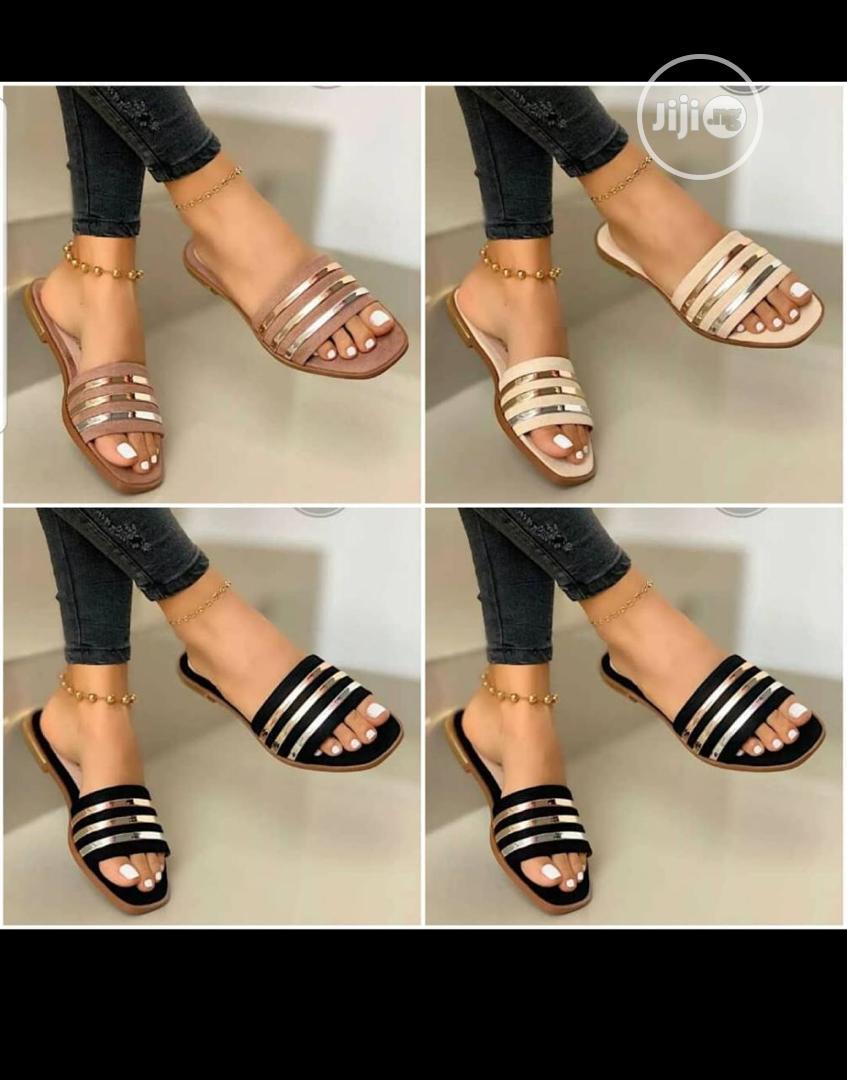 Ladies Palm Slippers | Shoes for sale in Lagos Island (Eko), Lagos State, Nigeria