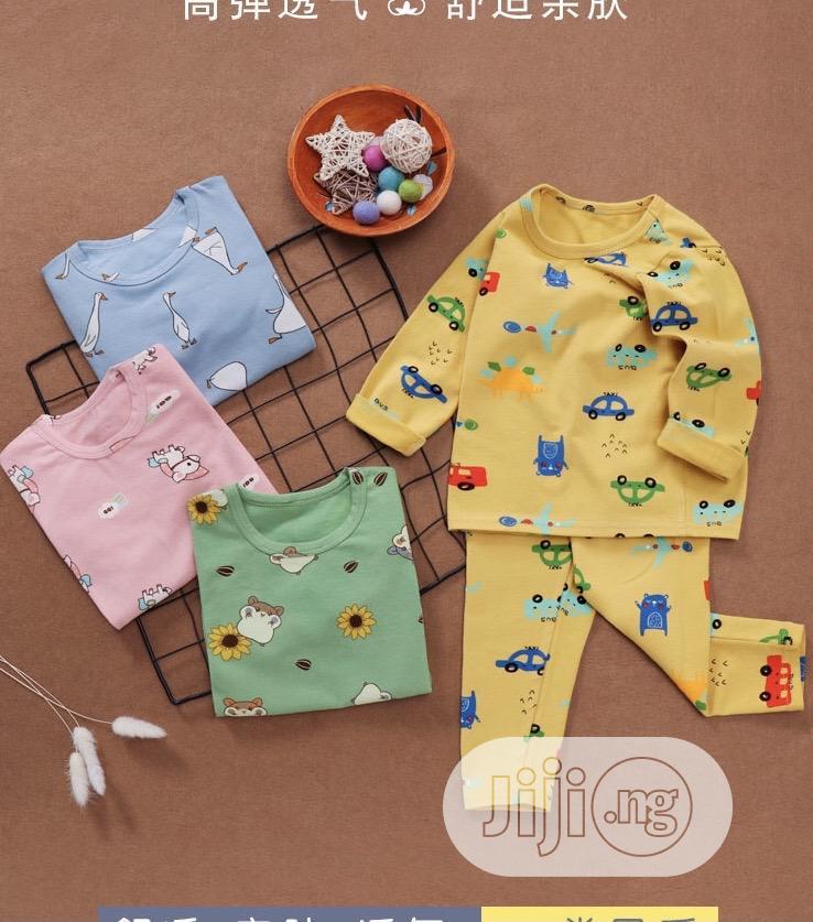 Boys and Girls Pajamas