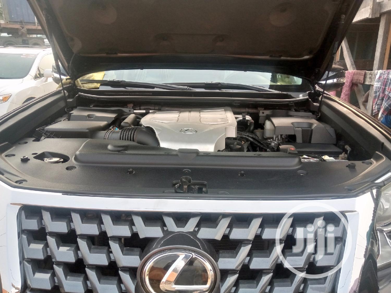 Archive: Lexus GX 2017 Black