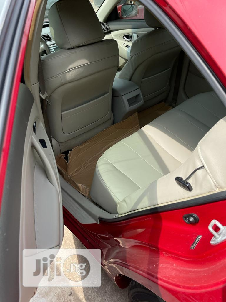 Toyota Camry 2008 Red | Cars for sale in Benin City, Edo State, Nigeria
