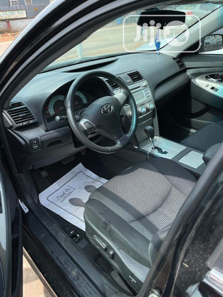 Toyota Camry 2008 Black | Cars for sale in Benin City, Edo State, Nigeria