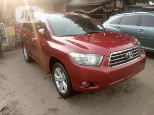 Toyota Highlander 2010 Sport Red   Cars for sale in Lagos State, Apapa
