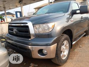 Toyota Tundra 2010 CrewMax 4x4 Limited Blue | Cars for sale in Lagos State, Isolo