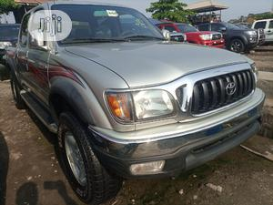 Toyota Tacoma 2004 Double Cab V6 4WD Gray   Cars for sale in Lagos State, Apapa