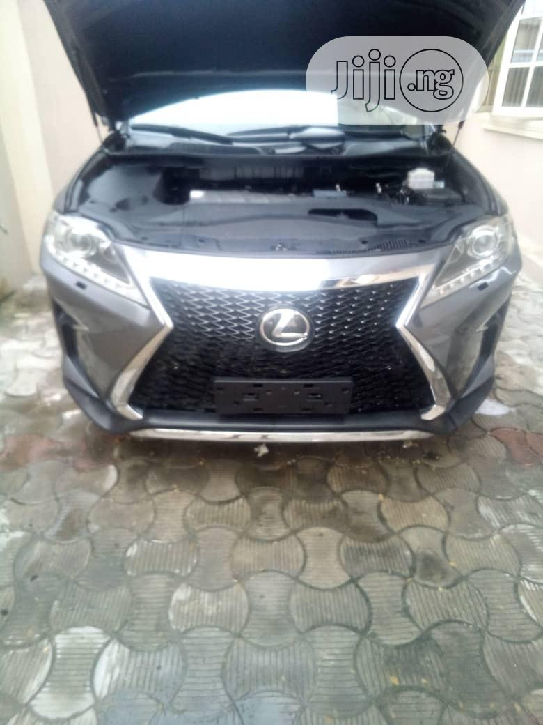 Lexus RX 2014 350 AWD Gray | Cars for sale in Amuwo-Odofin, Lagos State, Nigeria
