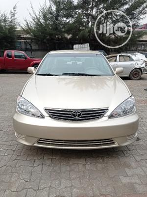 Toyota Camry 2005 Gold | Cars for sale in Lagos State, Maryland