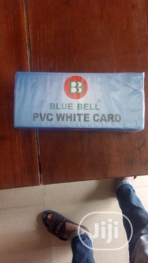 Pvc I'd Cards | Stationery for sale in Delta State, Uvwie
