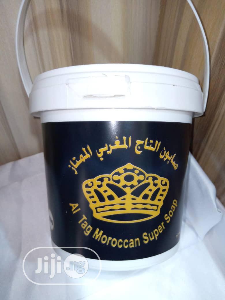 AL Tag Morrocan Super Soap