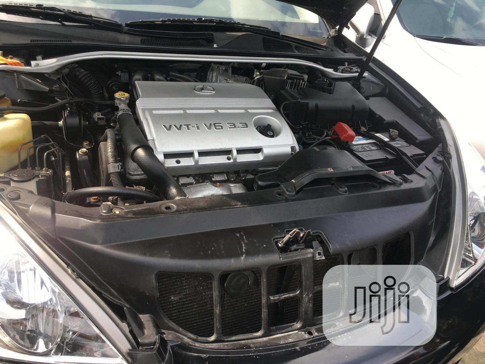 Archive: Lexus ES 2005 330 Black