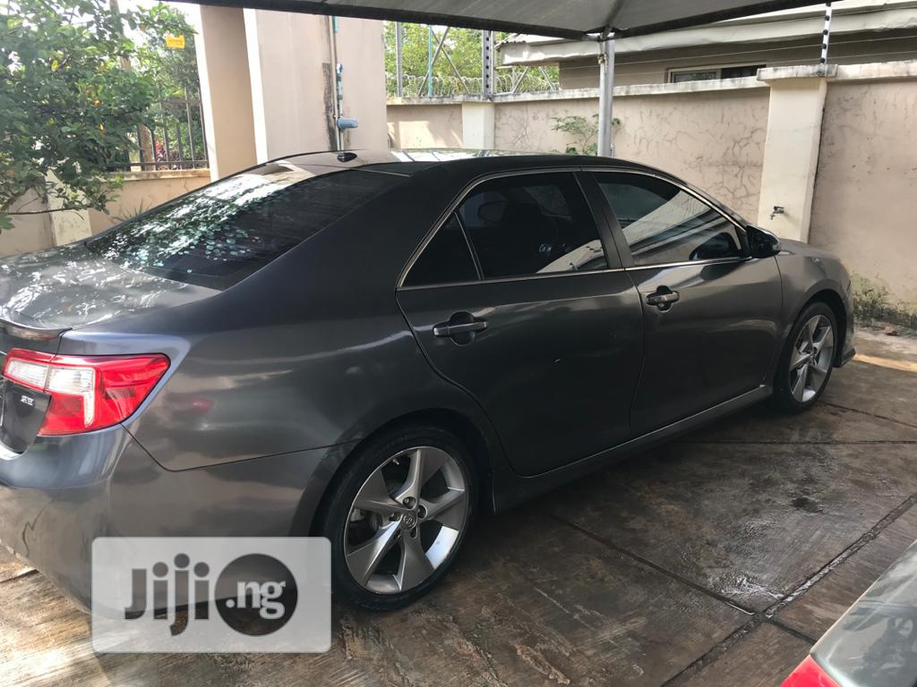 Toyota Camry 2013 Gray | Cars for sale in Ajah, Lagos State, Nigeria