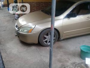 Honda Accord 2003 Automatic Gold   Cars for sale in Akwa Ibom State, Uyo