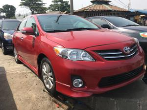 Toyota Corolla 2009 Red | Cars for sale in Lagos State, Apapa