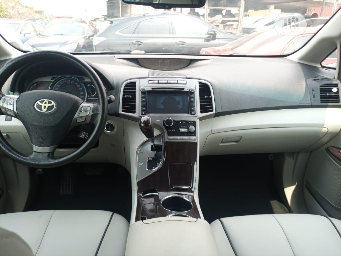 Toyota Venza 2011 V6 Gray | Cars for sale in Apapa, Lagos State, Nigeria