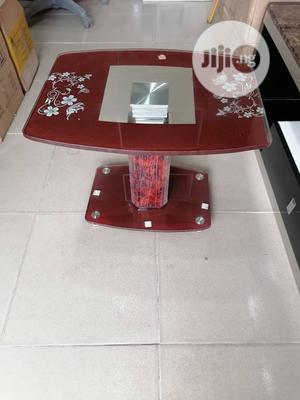 Quality Tempered Glass Side Table | Furniture for sale in Lagos State, Amuwo-Odofin