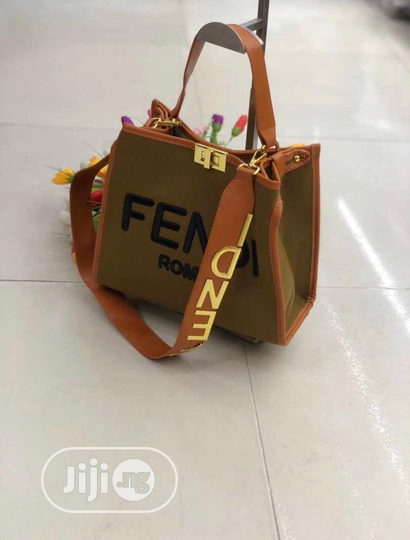 Archive: Fendi Handbag