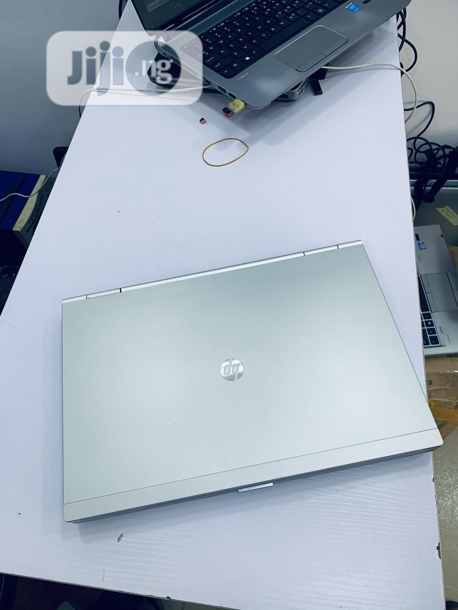 Laptop HP EliteBook 8470P 4GB Intel Core I5 HDD 320GB | Laptops & Computers for sale in Ikeja, Lagos State, Nigeria