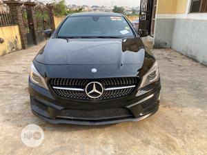 Mercedes-Benz CLA-Class 2016 Black   Cars for sale in Lagos State, Alimosho