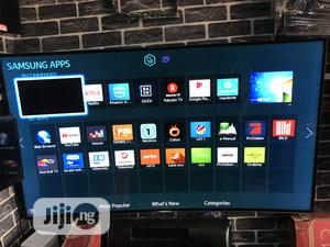 Samsung Ue55h6870 Oled 4K TV 55 Inch Curved Smart TV   TV & DVD Equipment for sale in Rivers State, Port-Harcourt
