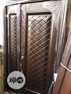 Copper Security Door 4ft | Doors for sale in Lagos State, Orile