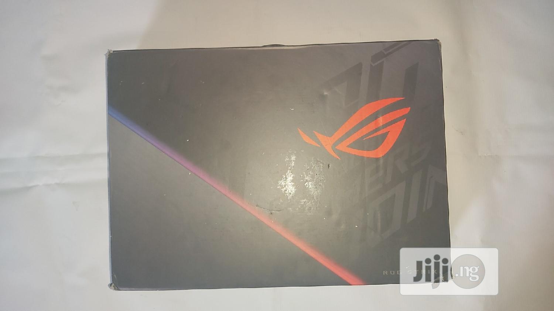 Archive: New Laptop Asus ROG Strix G15 16GB Intel Core I7 SSD 512GB