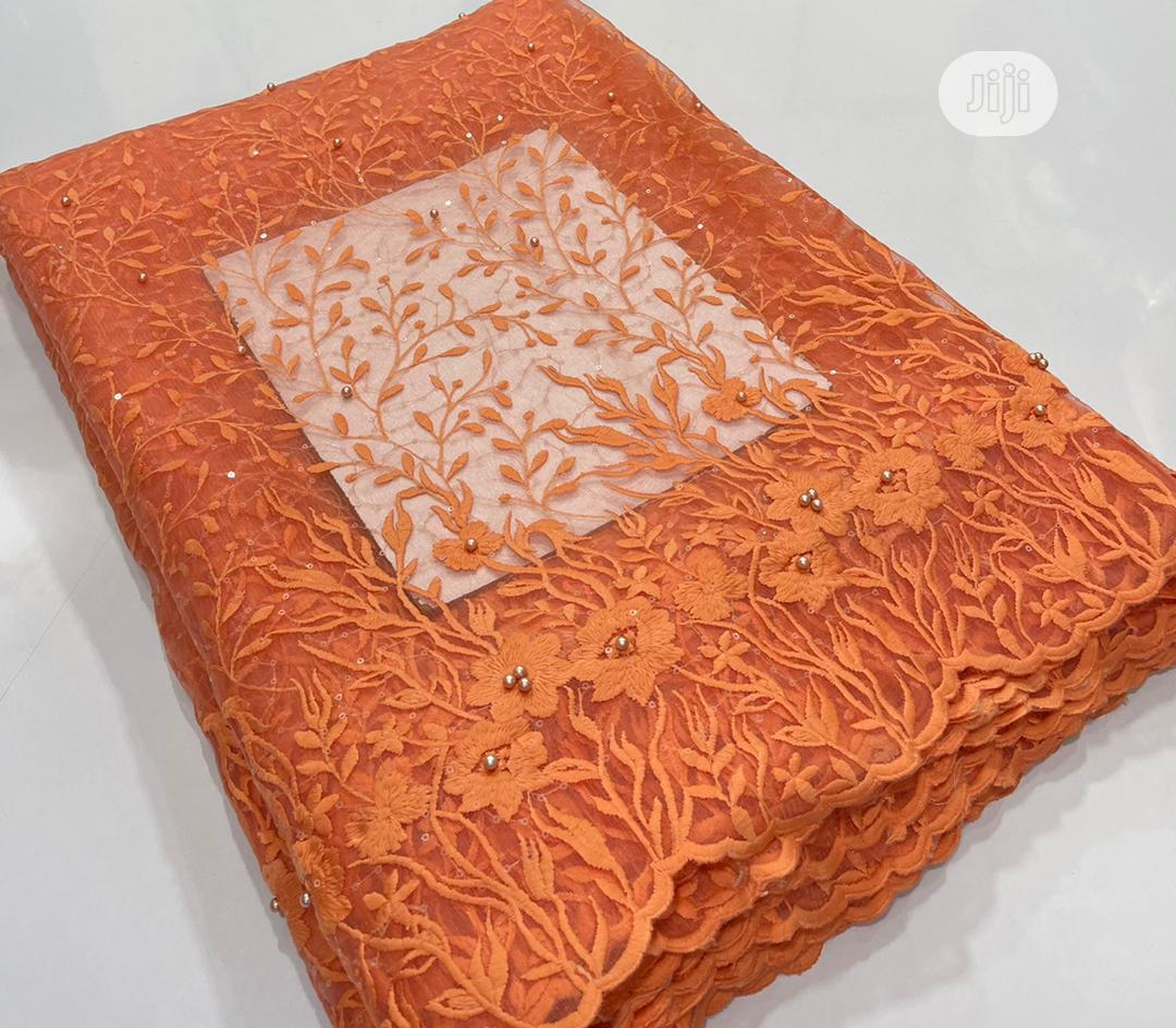 Net Cord Lace | Clothing for sale in Lagos Island (Eko), Lagos State, Nigeria