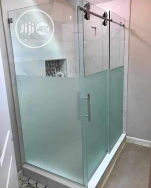 Shower Glass | Plumbing & Water Supply for sale in Lagos State, Surulere