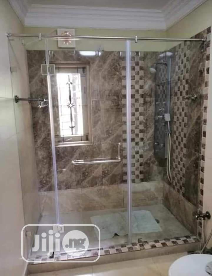 Shower Glass   Plumbing & Water Supply for sale in Surulere, Lagos State, Nigeria