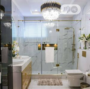 Shower Glass Cubicle | Plumbing & Water Supply for sale in Lagos State, Surulere