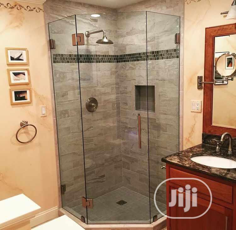 Shower Glass Cubicle | Plumbing & Water Supply for sale in Surulere, Lagos State, Nigeria