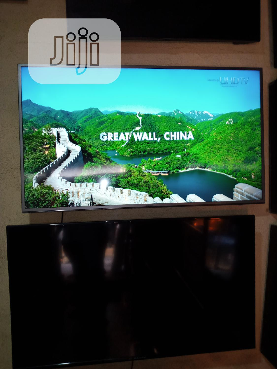 Archive: 55 Inches UHD Smart Android LG Television