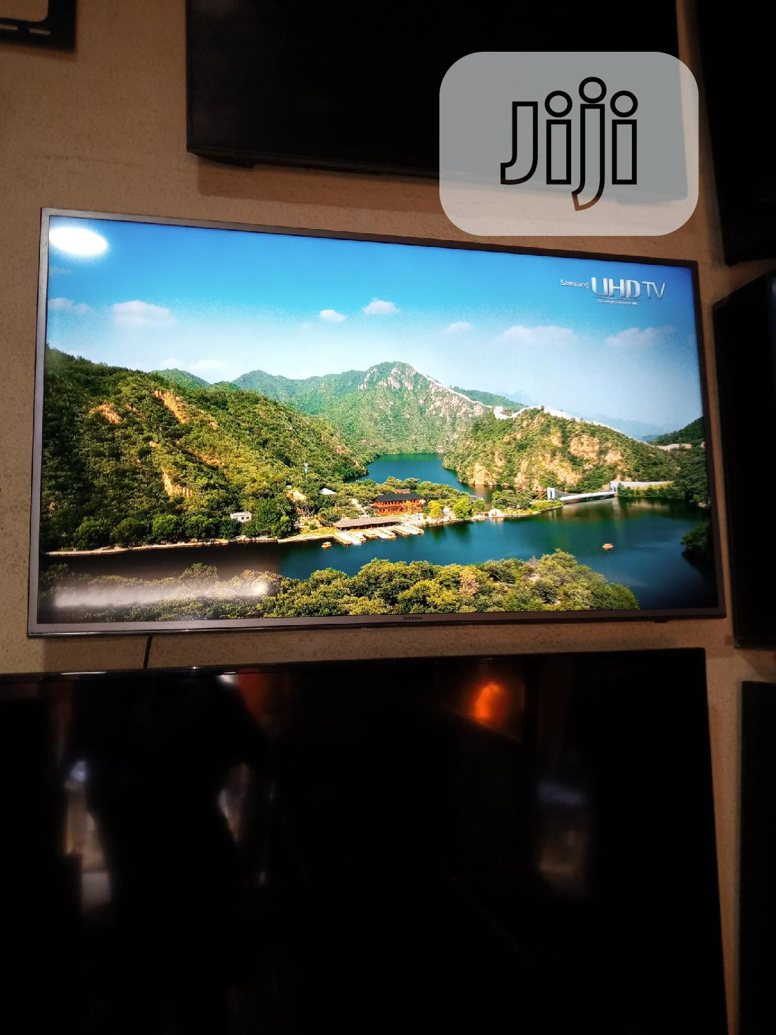 """Archive: 55""""Inches Smart UHD LG Television"""