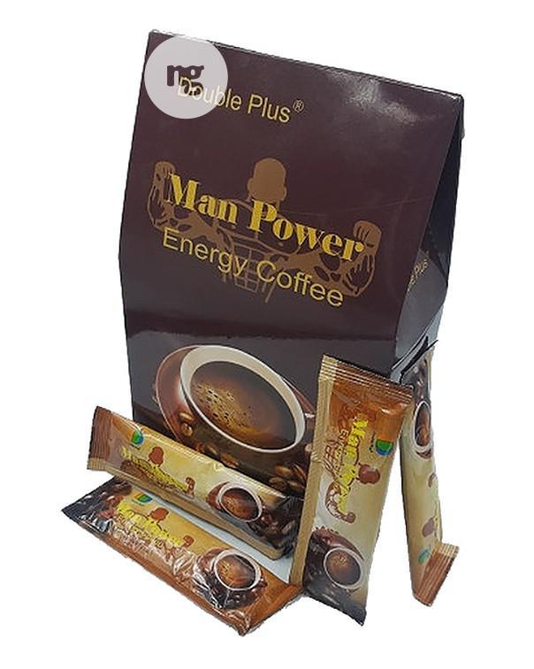 Double Plus Man Power Energy Coffee