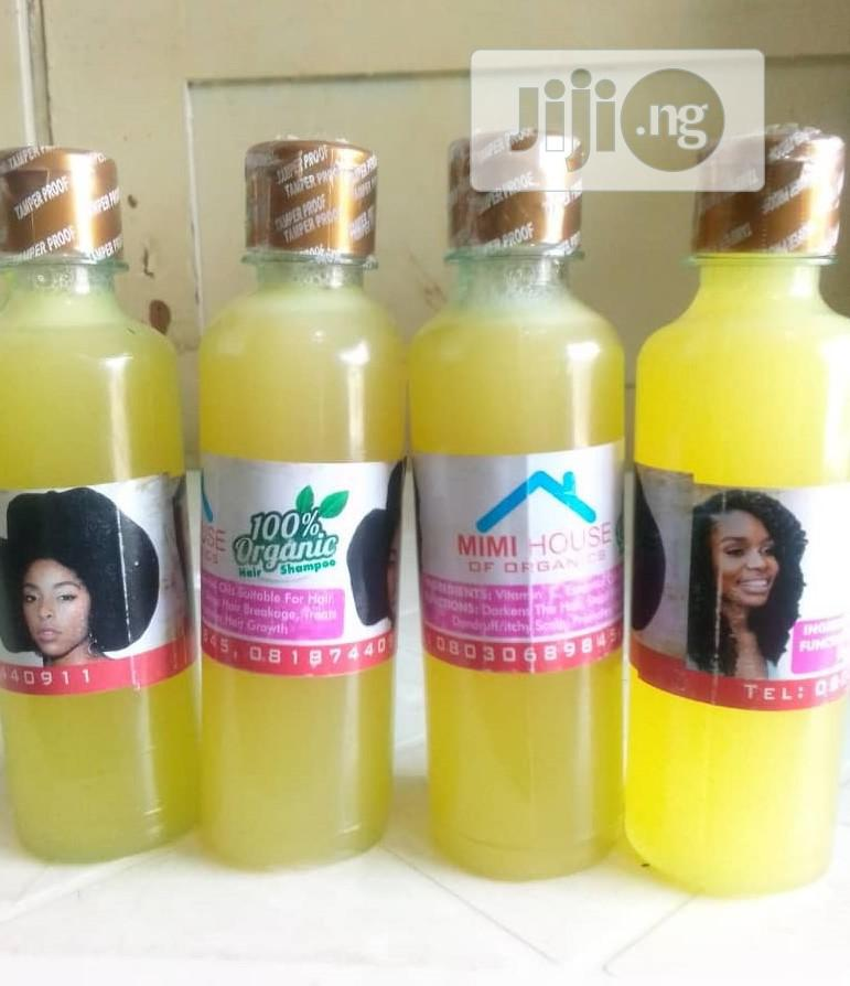 Naturally Grow Your Hair and Stop Hair Breakages With Fruity | Hair Beauty for sale in Port-Harcourt, Rivers State, Nigeria