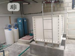 FRP/GRP Water Tank   Manufacturing Services for sale in Lagos State, Yaba