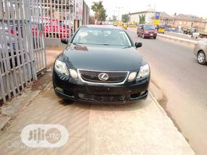 Lexus GS 2006 300 Automatic Black | Cars for sale in Lagos State, Alimosho