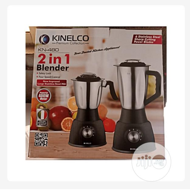 Kinelco 2 in 1 Blender