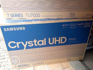 Samsung Crystal UHD Smart TV 55 Inches | TV & DVD Equipment for sale in Lagos State, Lekki